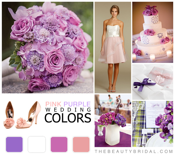 Pink-Purple-Wedding-Color-Schemes – cook a dish called LOVE!